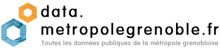 Open Data Grenoble-Alpes-Metropole