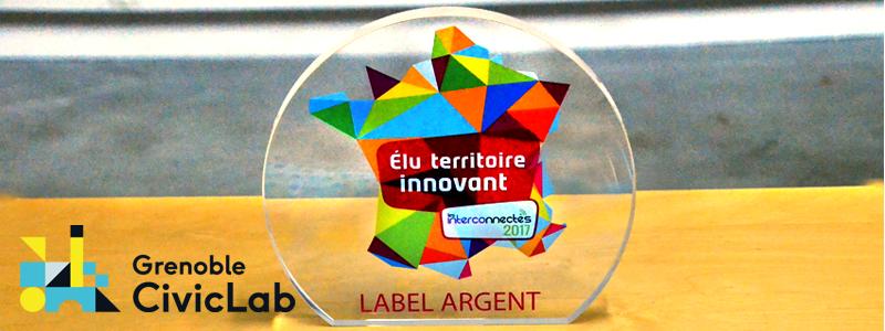 Grenoble CivicLab interconnectés